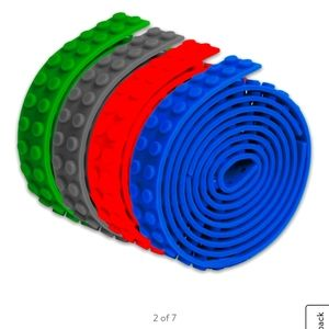 Building block tape